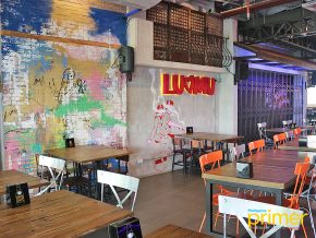 LUMU in Makati: A Modern Beerhouse and Kitchen