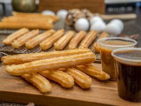 Cioccolata at The Bayleaf Intramuros: Churros cafe with a European ambiance