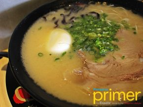 Hakata Ikkousha in Alabang: A Happy Place for Ramen Lovers