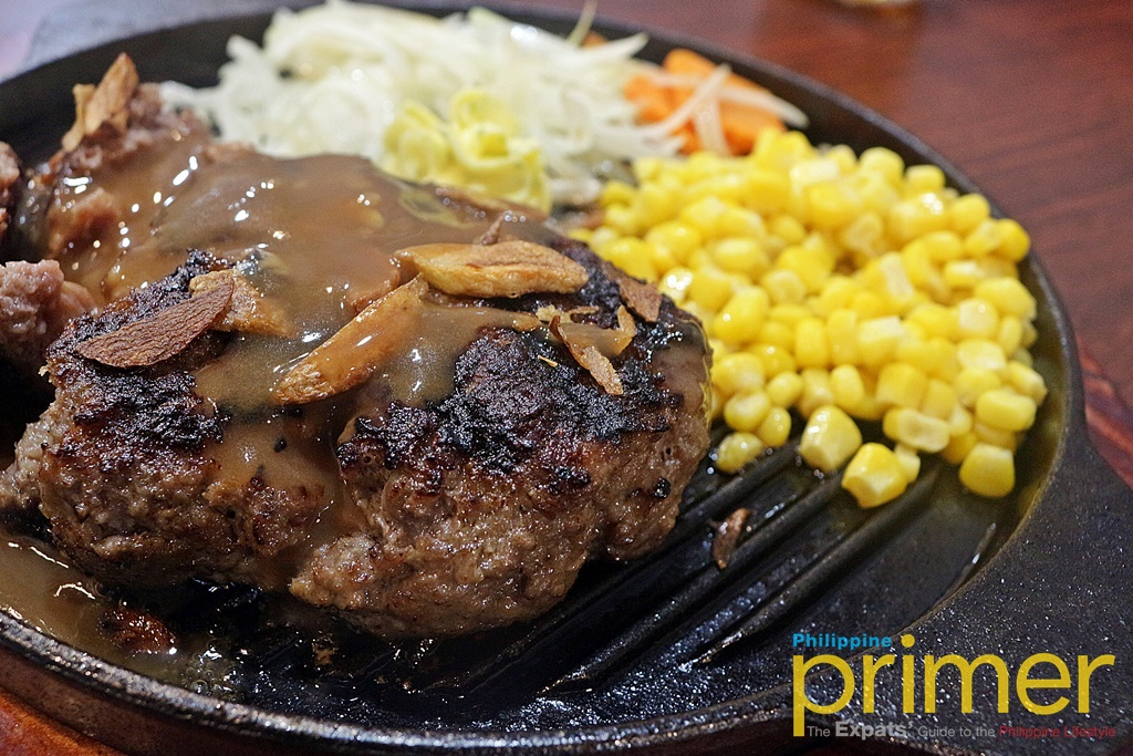 Located On The Lower Ground Floor Of Makati Cinema Square Manpuku Steak House Is A Anese Run Restaurant That Specializes In Angus Beef And Wagyu
