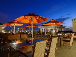 Sky Deck at The Bayleaf Intramuros: Dining with a 360-degree city view