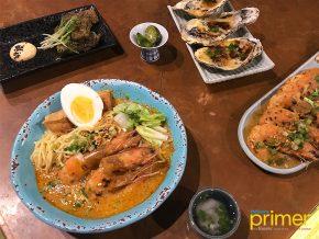 Wantusawa in Makati: Oysters and seafood galore