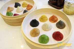Paradise Dynasty in SM Aura: The Home of the Legendary 8 Flavored Xiao Long Bao