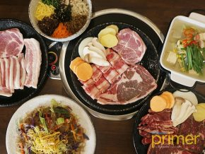 Danji in Makati: Everyday treat to Korean BBQ and health food
