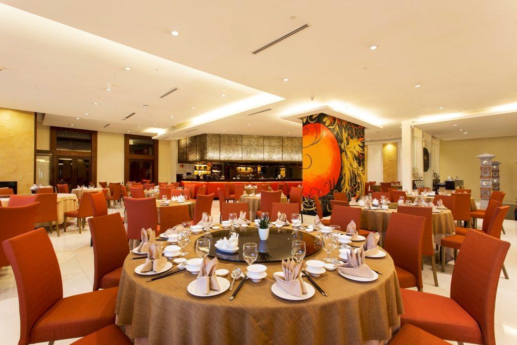 Phoenix Court at The Bellevue Manila: World-Class Asian-Fusion
