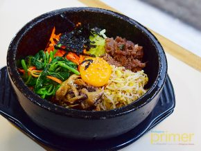 Kaya Korean Restaurant in Makati for Tried and Tested Bibimbap