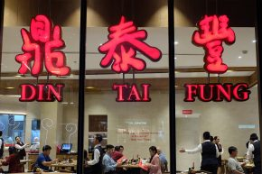 Din Tai Fung in Rockwell: A Michelin-Awarded City of Xiao Long Bao