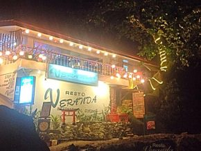 Resto Veranda in Puerto Galera: Good Food sans Club Music
