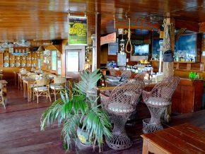 Capt'n Gregg's in Sabang, Puerto Galera