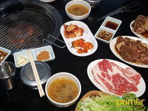 Makchang Korean Grill Restaurant in Ermita, Manila