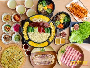Sibyullee at Ayala Malls 30th in Pasig: A Cheesy Korean BBQ Experience