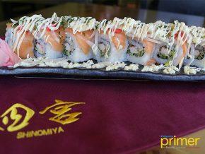 Shinomiya in Alabang: No-frills Japanese Food