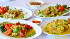 Hossein's Persian Kebab in Makati