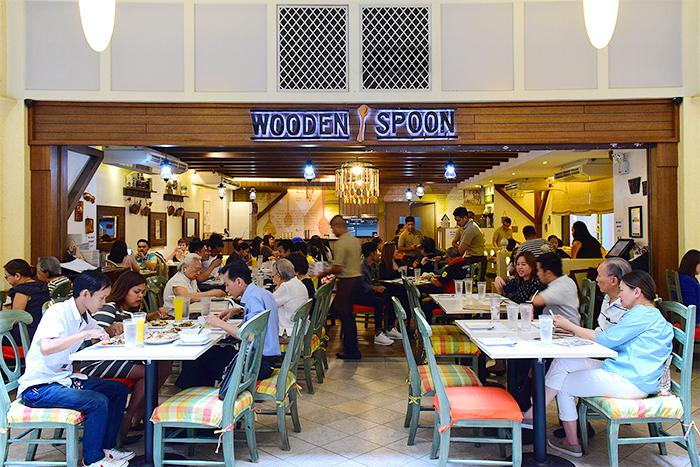Wooden Spoon In Powerplant Makati Philippine Primer