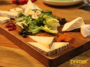 Dr. Wine in Makati: A Glass and Platter of Goodness