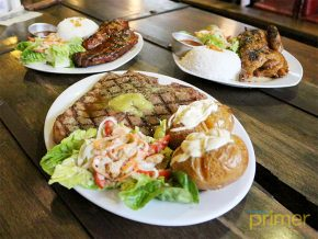 Roadhouse Barn in Baguio City: Where Chicken & Steaks Rule