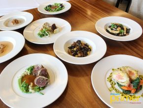 Restaurant 101 at Enderun Colleges in Taguig Serves Ducasse-Approved Fine European Dishes