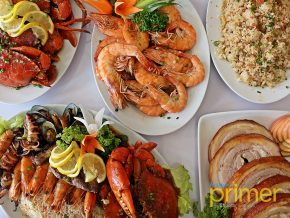 Crab and Belly in Subic: Finger-licking seafood and belly specialties