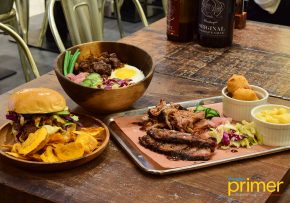 Mighty Quinn's in Rockwell: New York's Signature Barbeque Joint