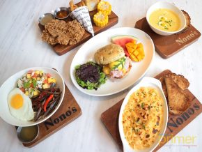 Nono's in Makati: A Childhood Dream Come True