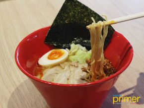 Ramen Jiro in Mandaluyong City: Serving Japanese 'Home-Style' Ramen