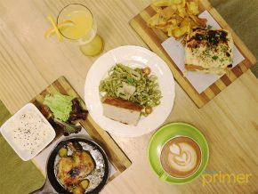 Le Jardin in BGC: Garden-Themed French Cafe