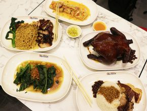 Hawker Chan in SM MOA: The World's Cheapest Michelin-Starred Restaurant