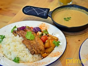 CAMP Curry in Makati Brings Extraordinary Japanese Curry from Tokyo