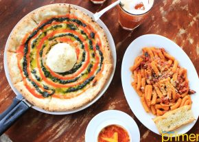 Nonna's Pasta and Pizzeria in Nuvali: The Home Of Artisan-Quality Pasta and Pizzas