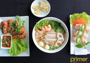Bawai's Vietnamese Kitchen in Nuvali: Serving Healthy and Hearty Meals