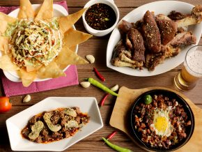 Alta by Relik at Santolan Town Plaza: For Comfort Food Anytime
