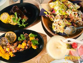Encima Roofdeck Restaurant in Poblacion: Satisfy Your Tex-Mex Cravings