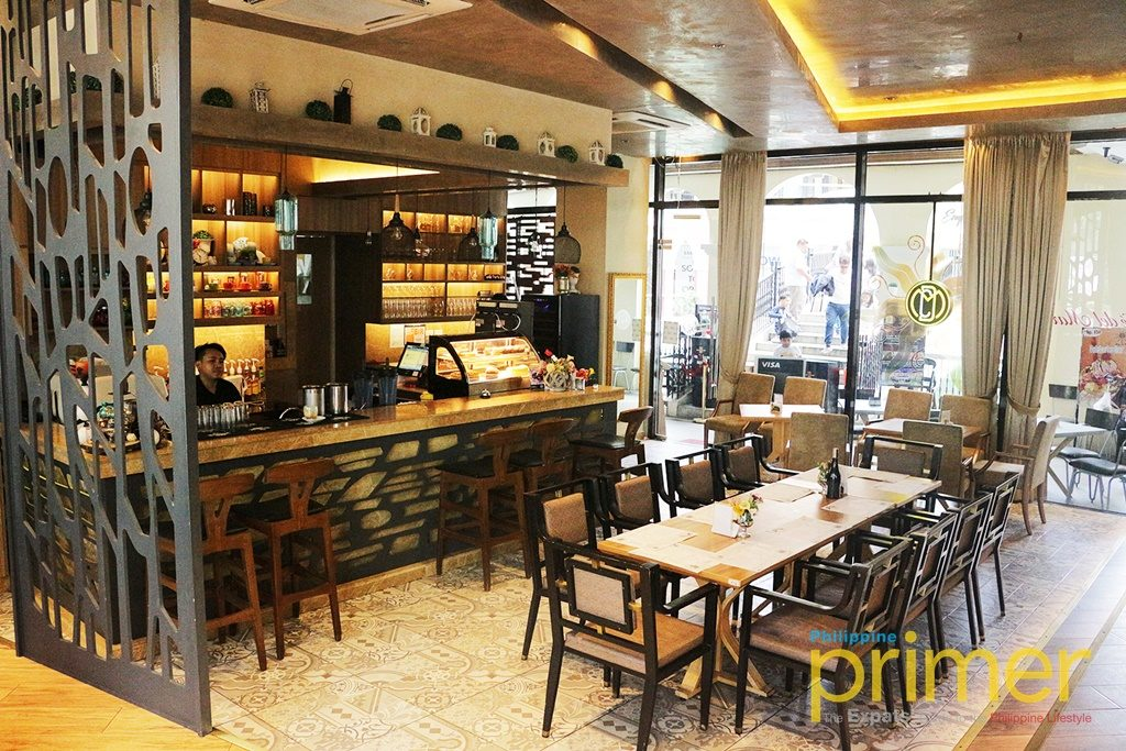 Open As Early 9 30 A M This Cafe Is Good Place To Enjoy Cup Of Coffee And Delicious Food While Waiting For The Mall Rest