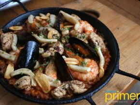 Black Olive in Pasig: Home of Continental Cuisine, Cigars, and Fine Wine