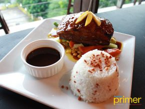 Café Lupe in Antipolo: Familiar Food Among Familiar Roads