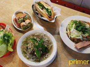 Banh Mi in Angeles, Pampanga: A Hole-in-The-Wall Vietnamese Sandwich Restaurant