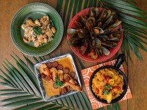 MÁS Tapas: Unlimited Spanish Style Food and Cocktails in Greenhills, San Juan