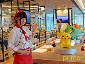 Pokémon Cafe in Nihombashi, Tokyo: A Must-Visit for Pokémon Fans of All Ages!