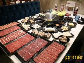 Wow Cow Fresh Beef Hotpot Restaurant in Salcedo Village Offers A Feast of Unlimited Beef and More