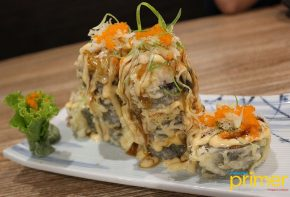 Jiro Izakaya Sushi Ramen In Angeles Pampanga Boasts Japanese and Western Sushi Rolls