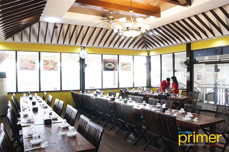 88 Hot Spring Resort Restaurant in Calamba, Laguna Serves Korean and