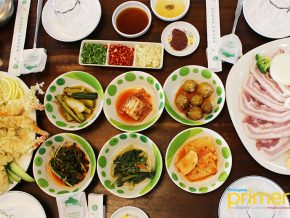 88 Hot Spring Resort Restaurant in Calamba, Laguna Serves Korean and Filipino Eats