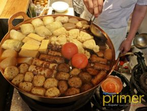 JAPAN TRAVEL: Apron in Musashino, Tokyo — Get to Know a Hot Pot Dish Called Oden!