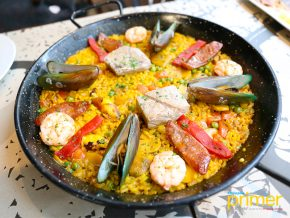 Bistro Madrid in Burgos Circle: An Authentic Spanish Experience