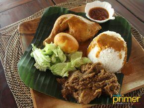 Warung Siargao: The Must-Try Indonesian Restaurant in the Island