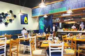 Souv! by Cyma in BGC is Your Go-To Place for Greek Food