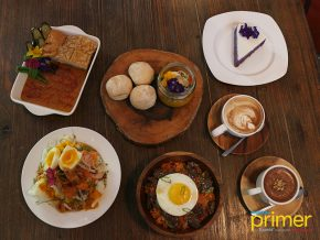 Café Fleur in Pampanga Serves Filipino Dishes with a Twist
