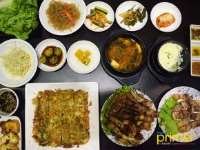 Gu Yi Ga Korean Grill House in Pampanga: An Intimate Shabu Shabu Experience