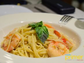 205 Cafe and Lounge in BGC: Italian Flare and Comfort Food