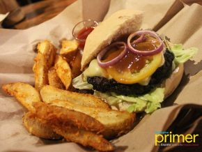 Barrel Bar in Siargao Is Where You Can Find the Best Burger in the Island